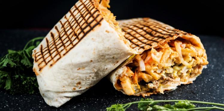Tacos Poulet ou Steak